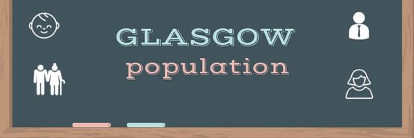 Glasgow population