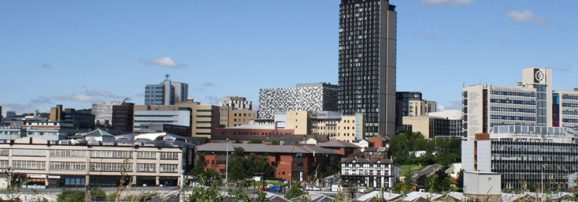 Sheffield Population 2020