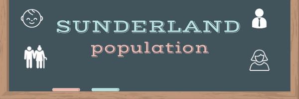 Sunderland population