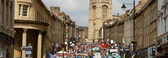 Bristol Population 2021