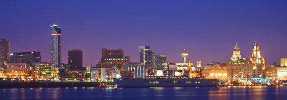 Liverpool Population 2021
